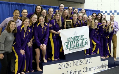 Williams Captures Seventh Consecutive Women's NESCAC Title
