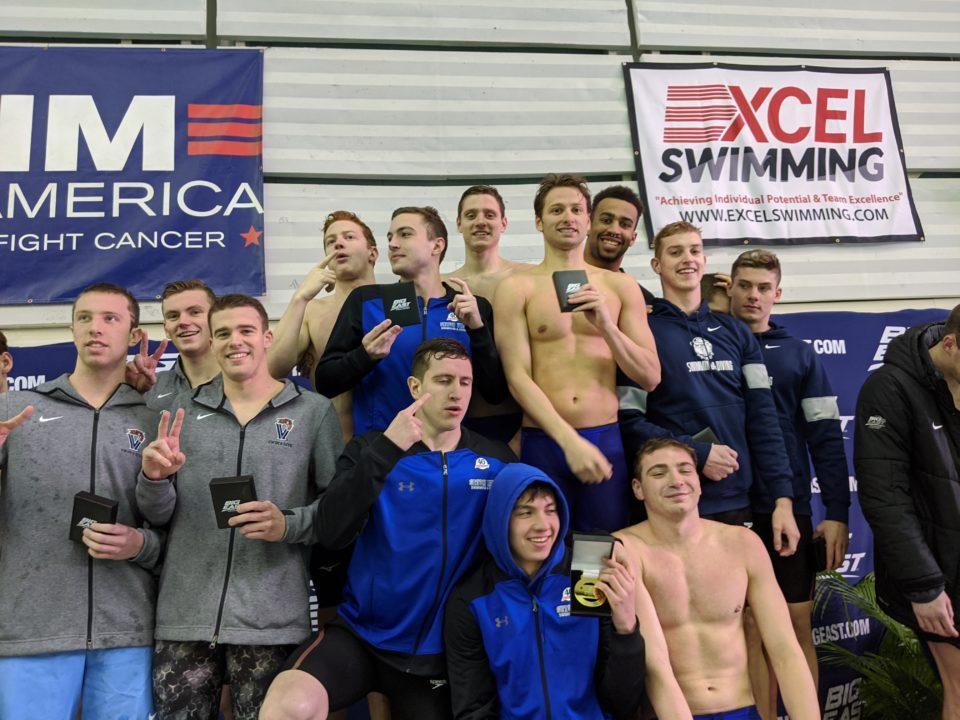 Xavier & Villanova Men Tied, Wildcat Women Lead At Big East Championships