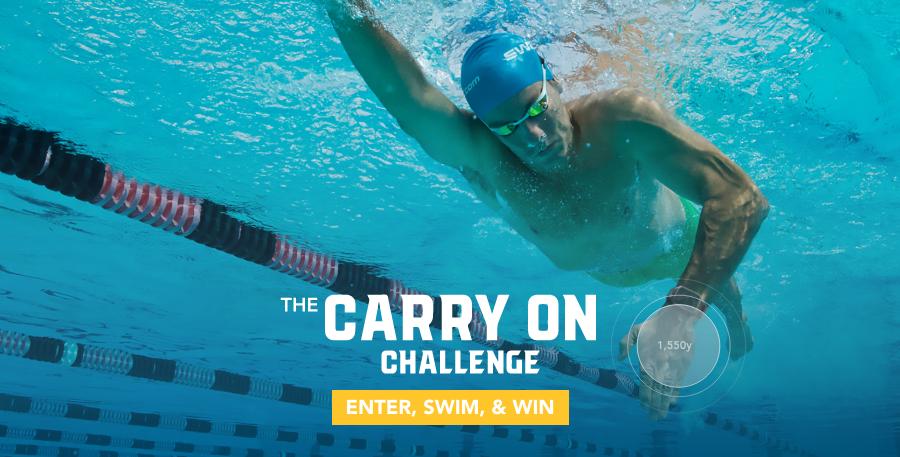 Swim.com: 2020 Carry On Challenge