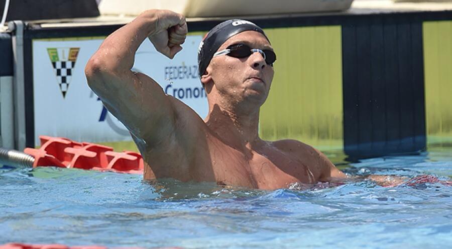 Andrea Toniato Lascia Il Nuoto Agonistico: Elogio Alla Dedizione