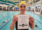 Phoebe Bacon, Stone Ridge School, National High School Record