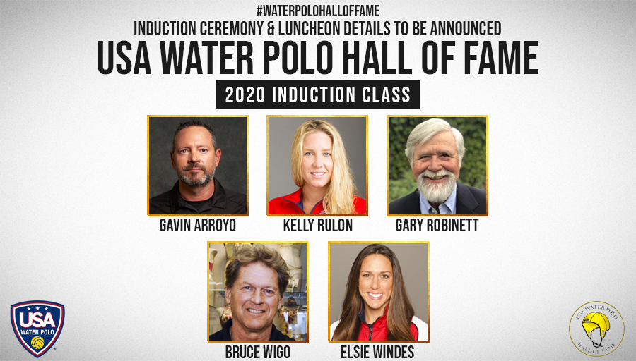 USA Water Polo Announces 2020 Hall Of Fame Induction Class