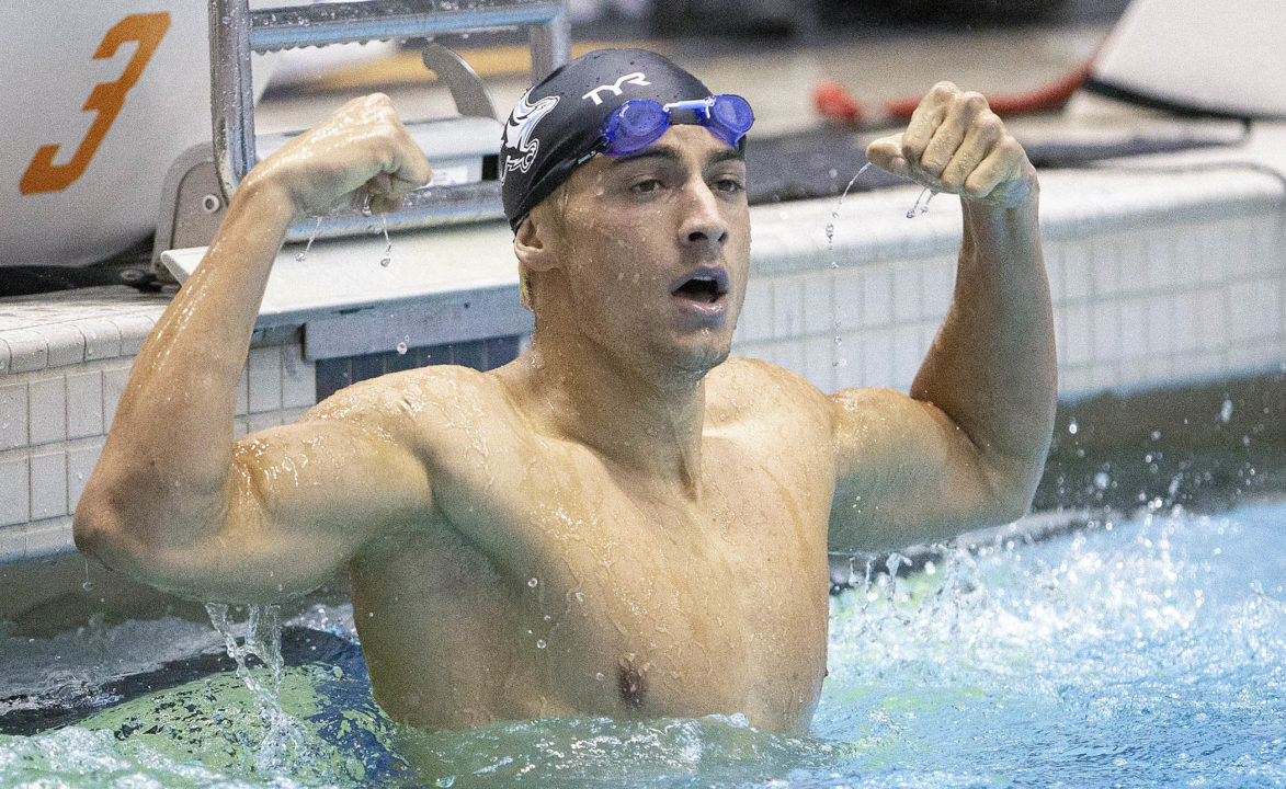 Keiser's Pol Roch Lowers NAIA Championship Record in 400 IM to 3:52.02