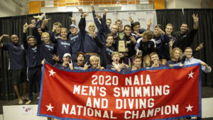 NAIA Cancels Swimming & Diving National Championships