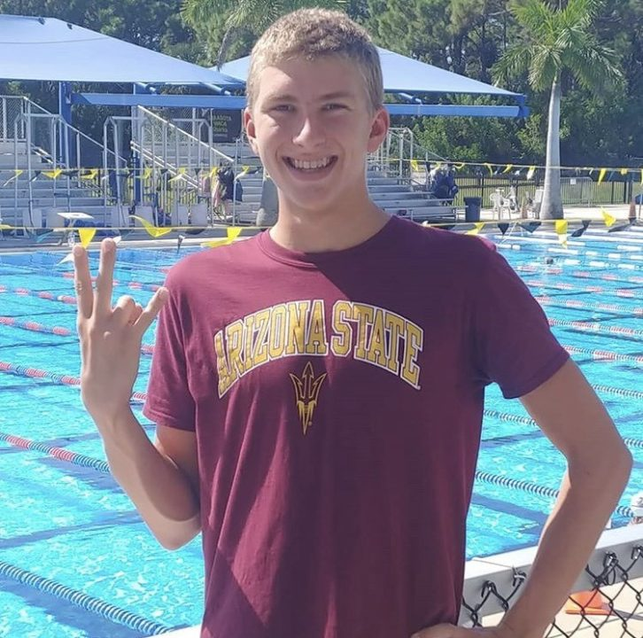 FHSAA State Champion Alex Gusev Announces His Commitment to Arizona State