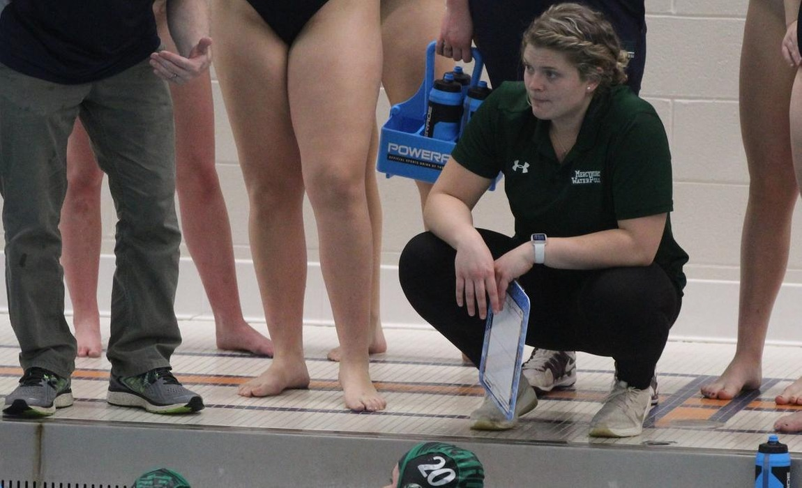 Interview with Mount St. Mary's Water Polo Head Coach Alyssa Diacono
