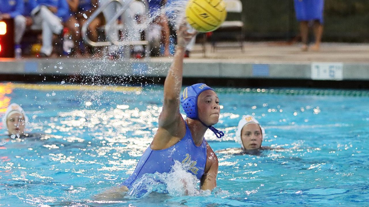 Women's Water Polo Top 25 Sees Small Adjustments after Week 7