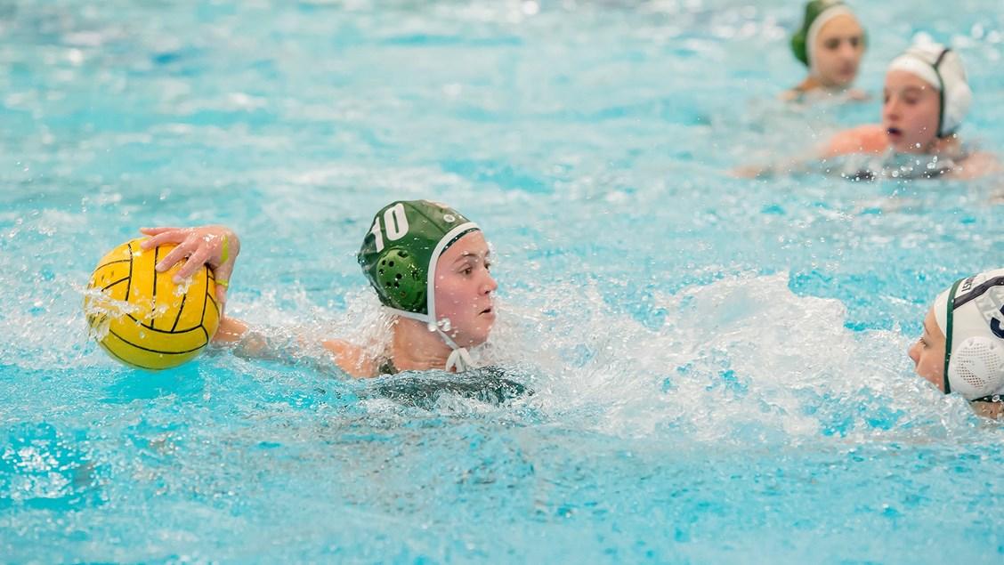 Kezman, Prinsloo Pace Women's Water Polo Week 8 Scorers with 7-Goal Efforts
