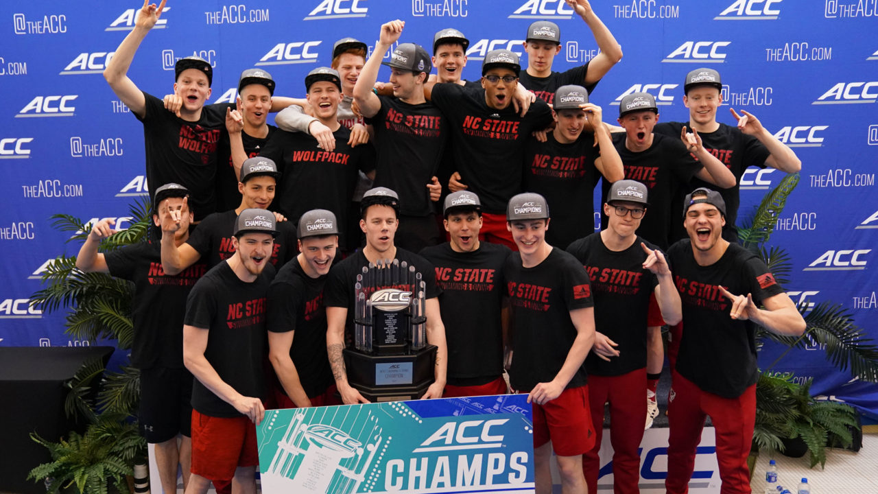 2020 ACC Men's Championship Scoring Breakdown