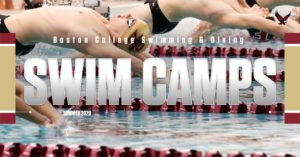 2021 Boston College Competitive Swim Camp
