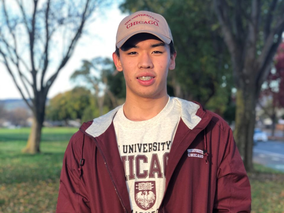 55.0/1:59 Breaststroker Eddy Tay Commits to the University of Chicago