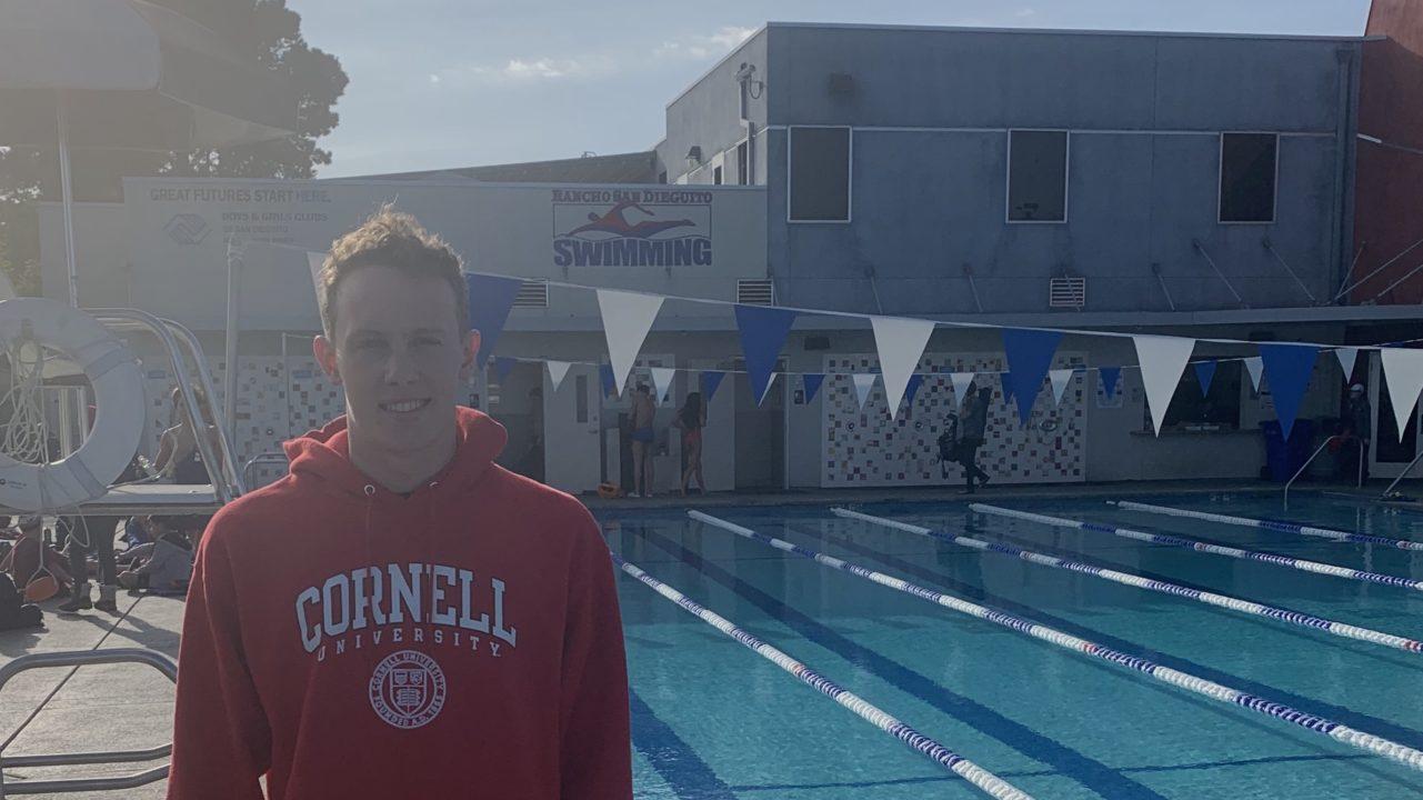 San Diego Section Champion Phil Pozdnyakov Commits to Cornell University