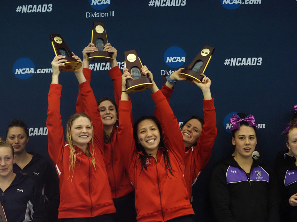 Denison Puts 20 Women on 2020 CSCAA Division III All-American Team