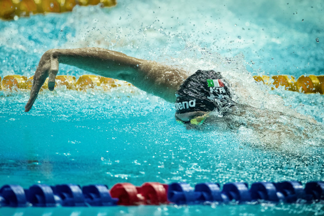 Italian Championships Set for Wednesday as Swimmers Eye Olympic Qualification