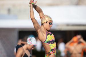 Categoria Lazio: Martina Caramignoli Nuota Il Personale Negli 800 Stile