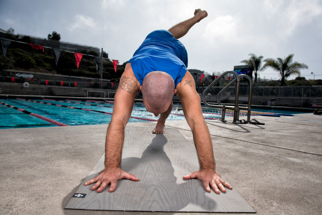 Free Online Yoga Classes for Swimmers