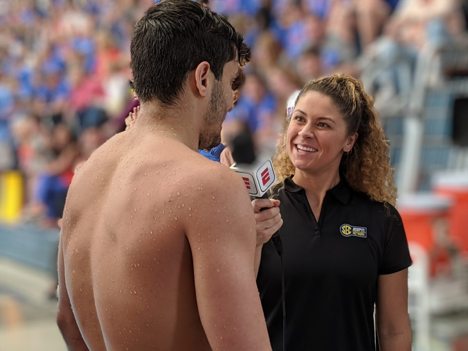 Leah Smith, Elizabeth Beisel And More On Champion's Mojo Podcast