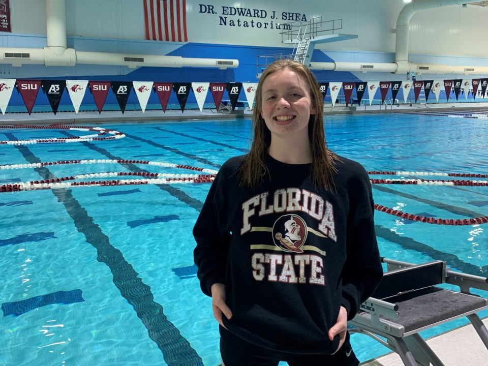 Madeline Huggins (2021) Makes Verbal Commitment to Florida State