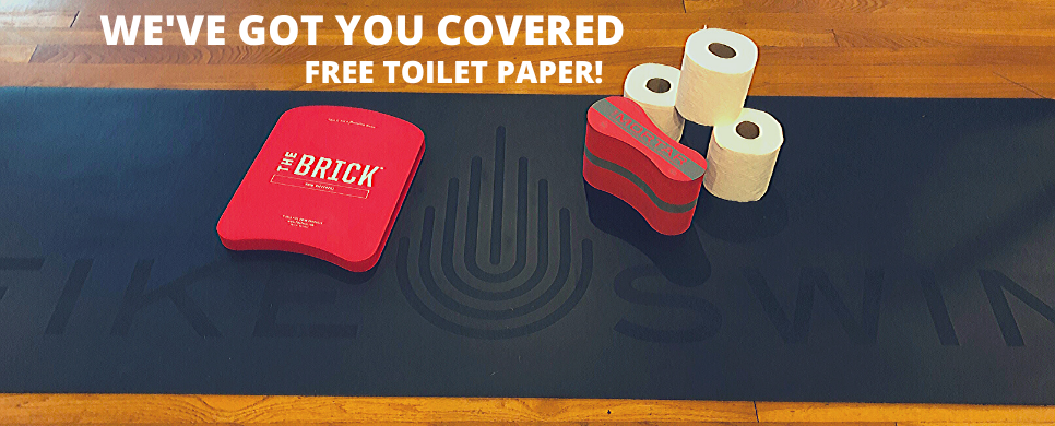 Fike Swim Has You Covered – Free Toilet Paper!