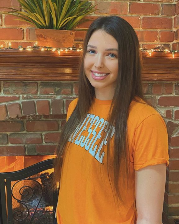 The Legend of Kristen Stege Grows with Tennessee School Record in the 1650 Free