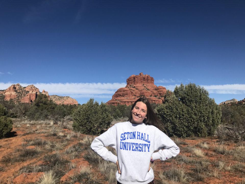 Mesa Distance Swimmer Mandy Zajdzinski Commits To Move East For Seton Hall