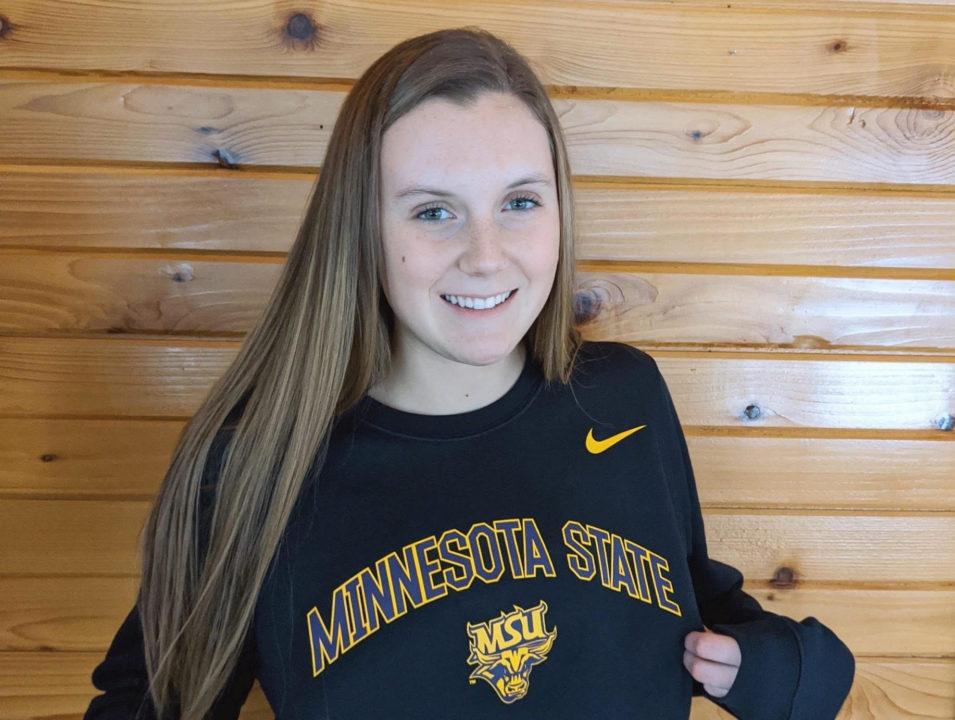 Ella DeFever Commits to DII Minnesota State – Mankato