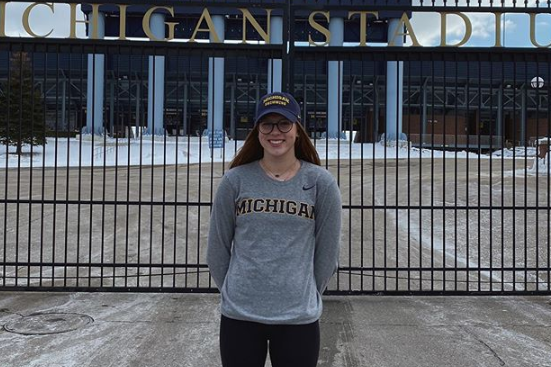 Greta Gidley (2021) Changes Verbal Commitment from Alabama to Michigan