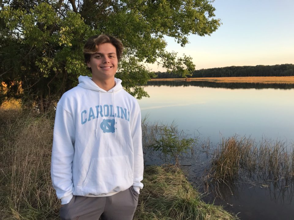 Fly/IM Specialist Sam Long Commits to the Tar Heels for 2020-21
