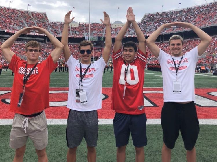 Buckeyes Get Verbal Commitment from OHSAA State Champion Luke Paxton