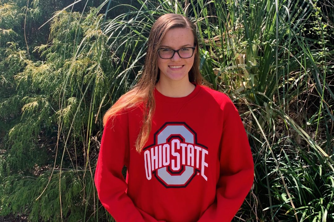 North Carolina State Champ Teresa Ivan Delivers Verbal To Ohio State for 2021