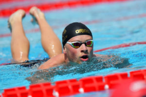 Peaty Posts 57.39 100 Breast, Now Has 20 Fastest Swims Of All Time