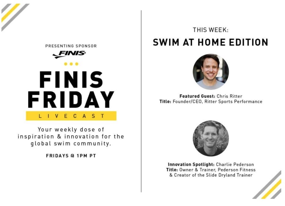 FINIS Friday Livecast