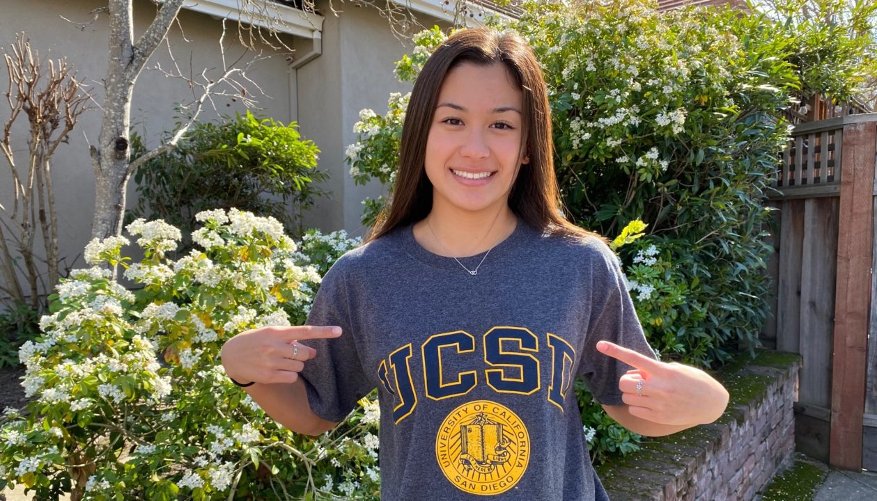 2x USA Swimming Scholastic All-American Lexi DePaco Sends Verbal to UCSD (2021)
