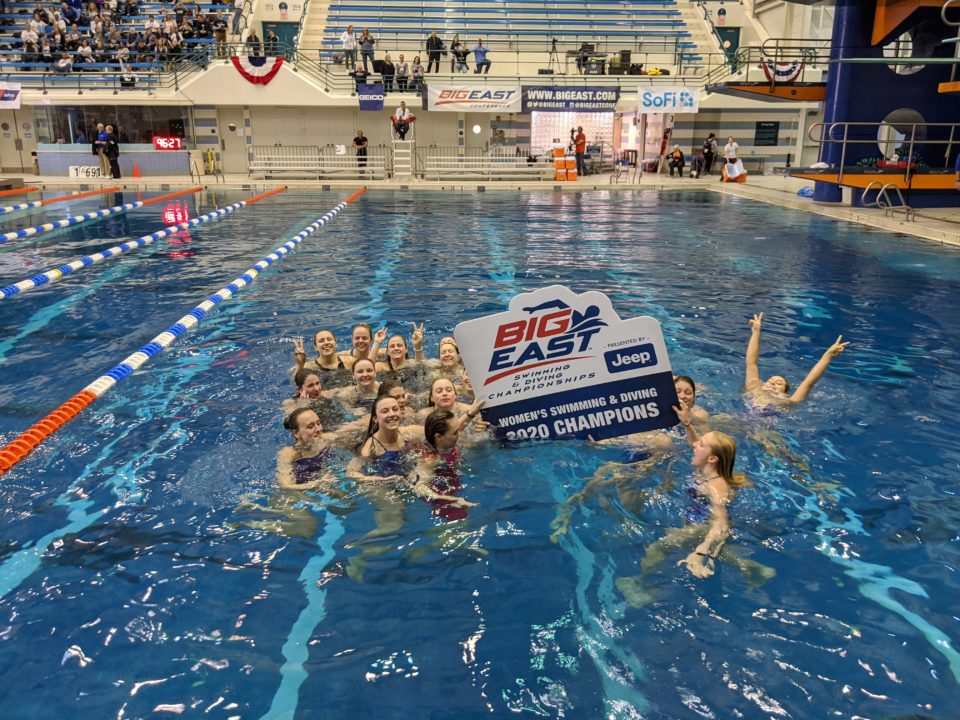 Lady Wildcats Make It Seven Straight, Xavier Men Take Home Big East Title