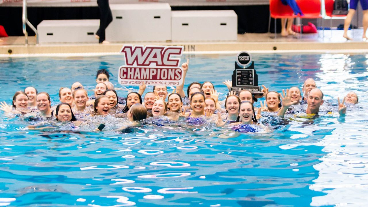 WAC Cancels Fall 2020 Athletics, Swimming Pushed Until at Least November