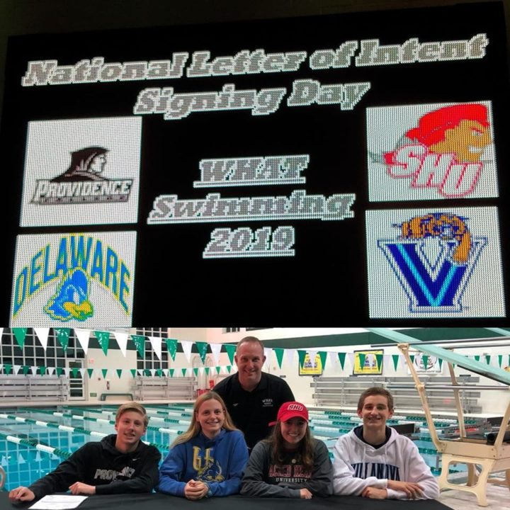 WHAT Celebrates Four Class of 2020 NLI Signings