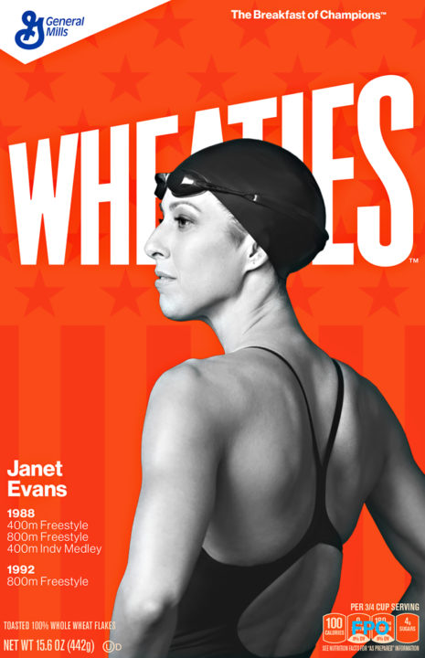 SwimSwam Podcast: What Would Janet Evans Give All Her Olympic Medals To Do?