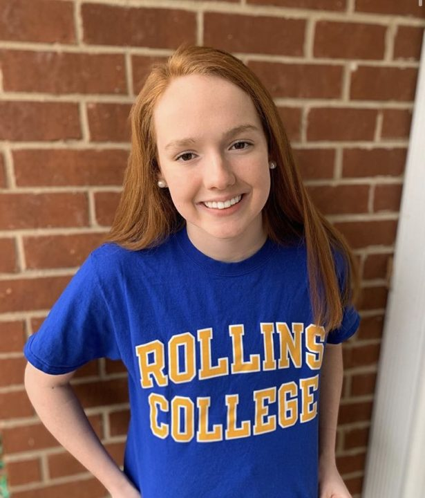 SwimAtlanta's Abigayle Wood Commits to Rollins College for 2020