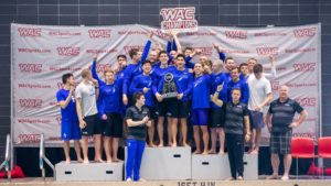 NCAA Qualifier Wen Zhang Wins Three Events in Air Force Academy Intrasquad