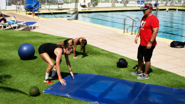 Catch The Coley Stickels Med Ball Dryland Webinar March 27 at 10am PST