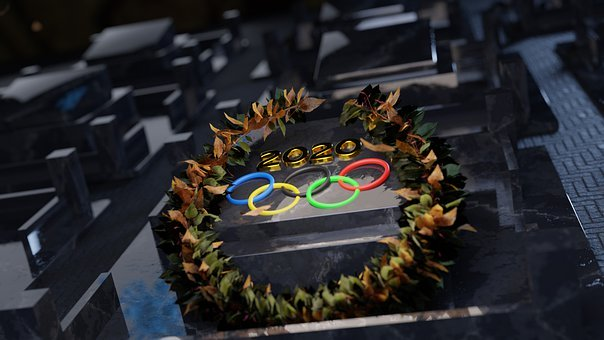 "IOC President Assures Olympics Are On, Will Be ""Light at the End of the Tunnel"""