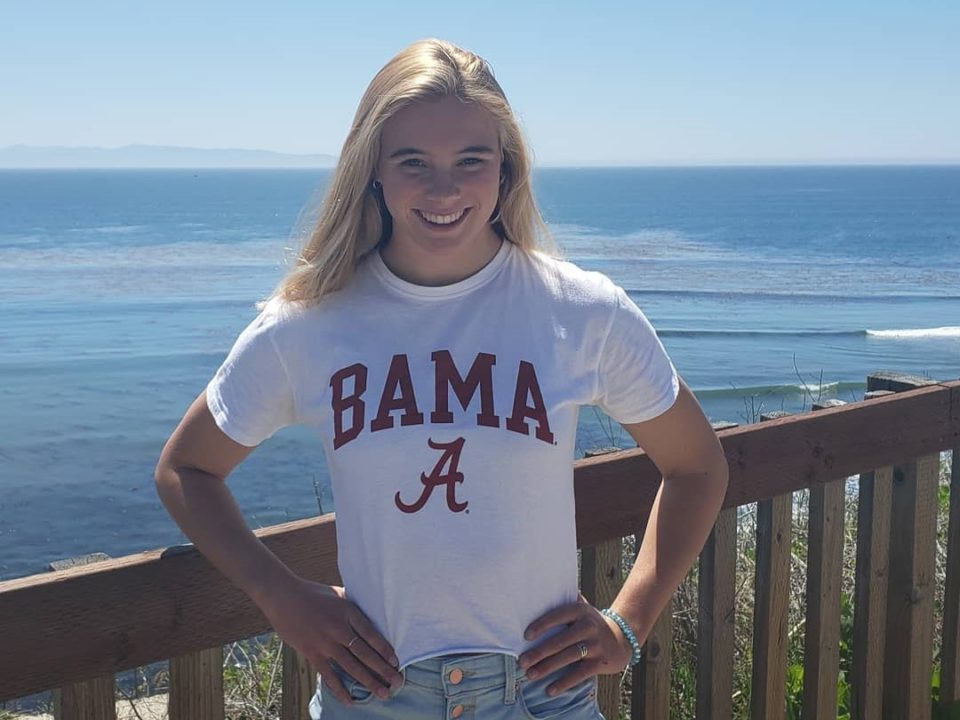 Alabama Secures Verbal Commitment from 2021 Sprinter Kailyn Winter