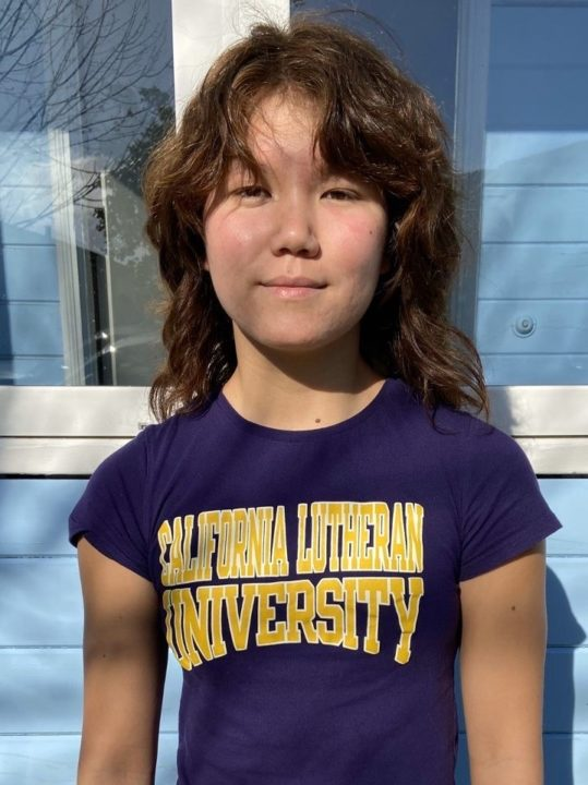 Alice Peterson Commits to DIII Cal Lutheran University