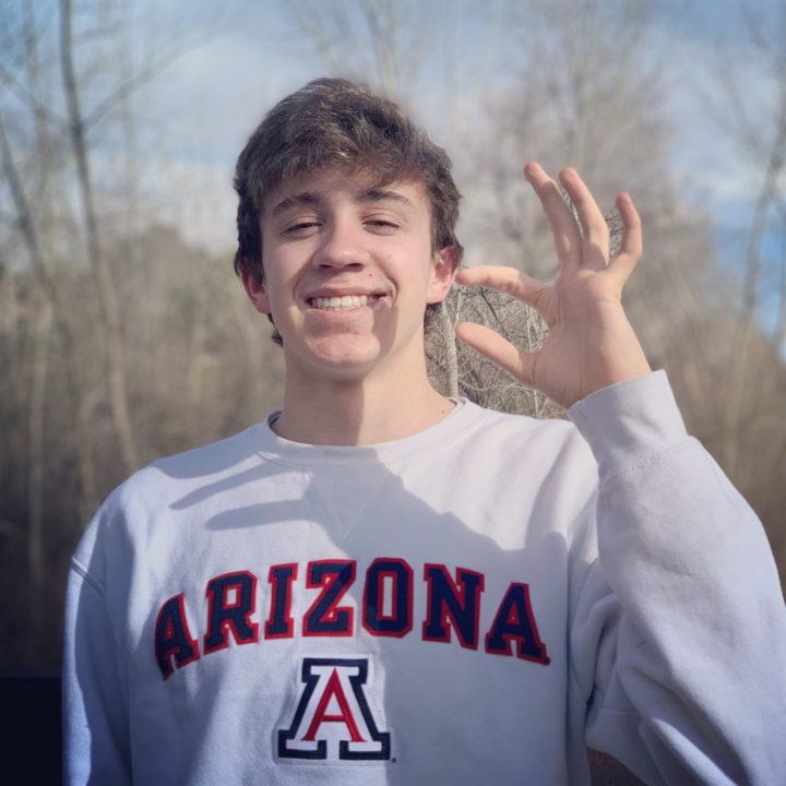 Alex McMahon (2021) Verbally Commits to Arizona Wildcats