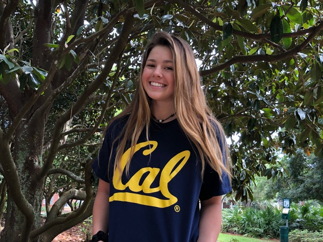 Cal Commit Alicia Henry Hits 200 BR Lifetime Best at Dynamo Intrasquad
