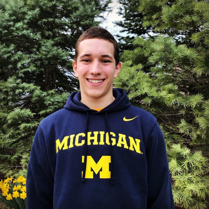 Olympic Trials Qualifier Cameron Luarde Commits to Michigan