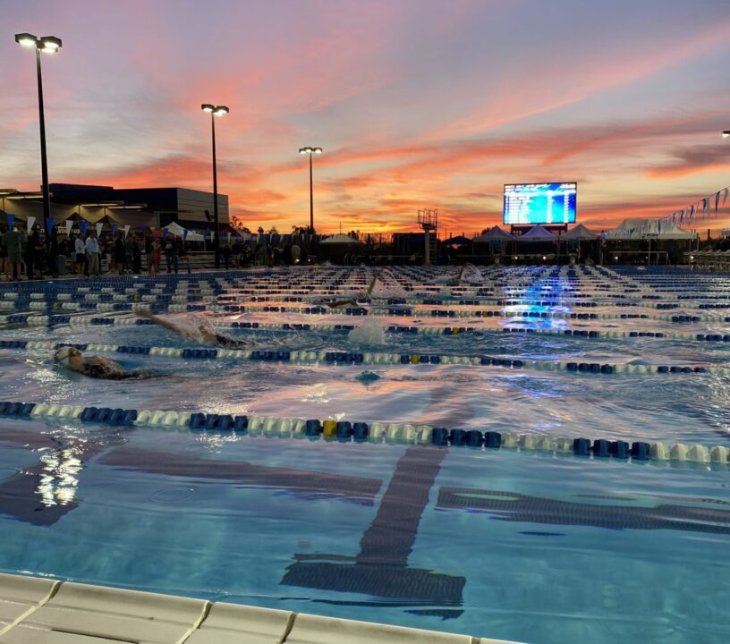 Alex McMahon Wins 200 IM, 50 Free With Best Times at Phoenix Spring Sectionals