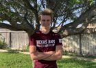 Texas A&M Mines a Gem in the Class of 2020: Latecomer to Swimming Kraig Bray