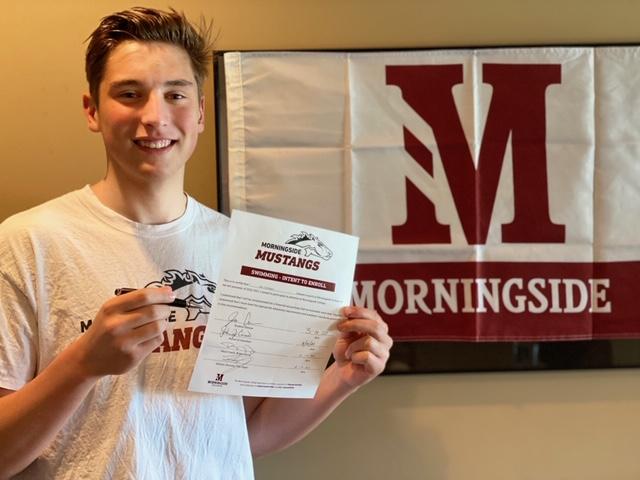 Joe Ciriaco Commits to NAIA DI Morningside College for 2020-21
