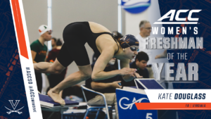 UT Invite Night 2: Kate Douglass Rules, Brownstead & King Pop 18-Second Splits